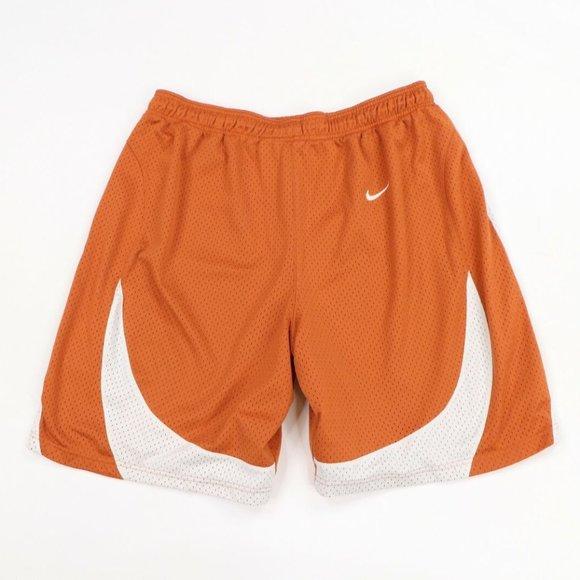Vtg Nike University of Texas Longhorns Shorts
